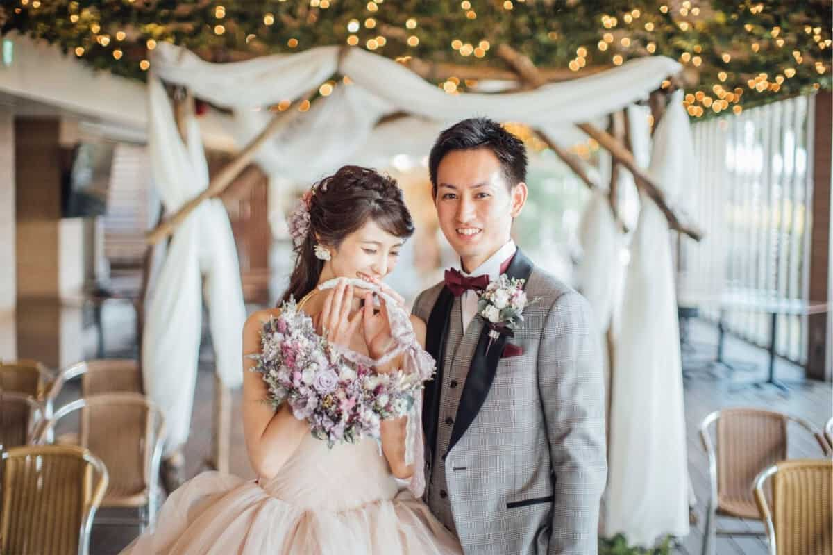 結婚式場を宮崎観光ホテルに決めた理由!迷った式場はどこ?lva__wdさんにインタビュー♡のカバー写真