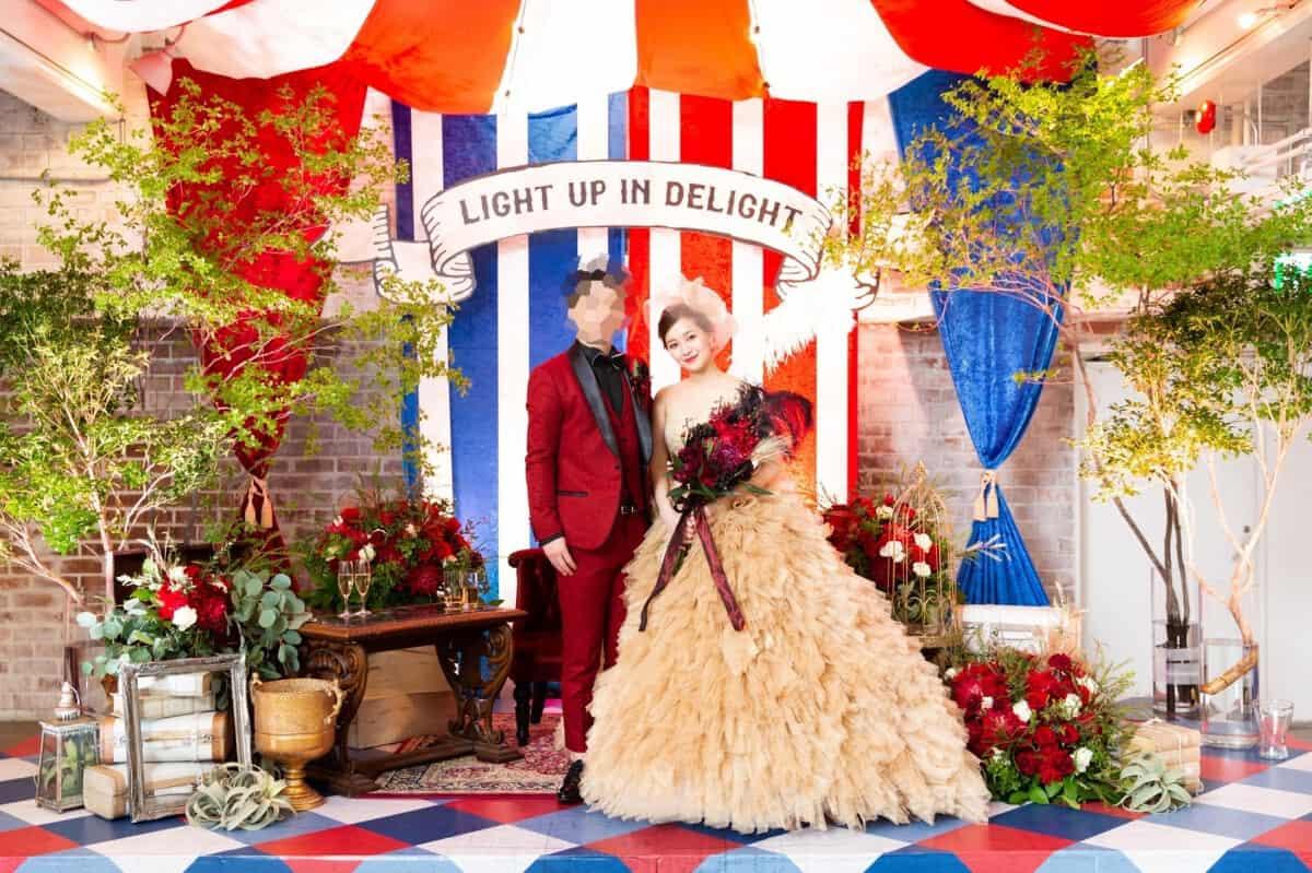 結婚式場をPARADISE GARAGEに決めた理由!迷った式場はどこ?hiiiii_wdさんにインタビュー♡のカバー写真 0.6658333333333334