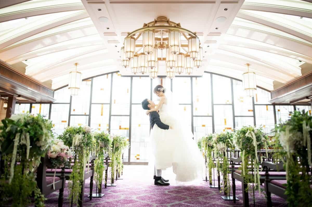 《伊勢山ヒルズ・アートグレース ウエディング スクエアなど》人気のマイレポ花嫁さん特集♡のカバー写真 0.6658333333333334
