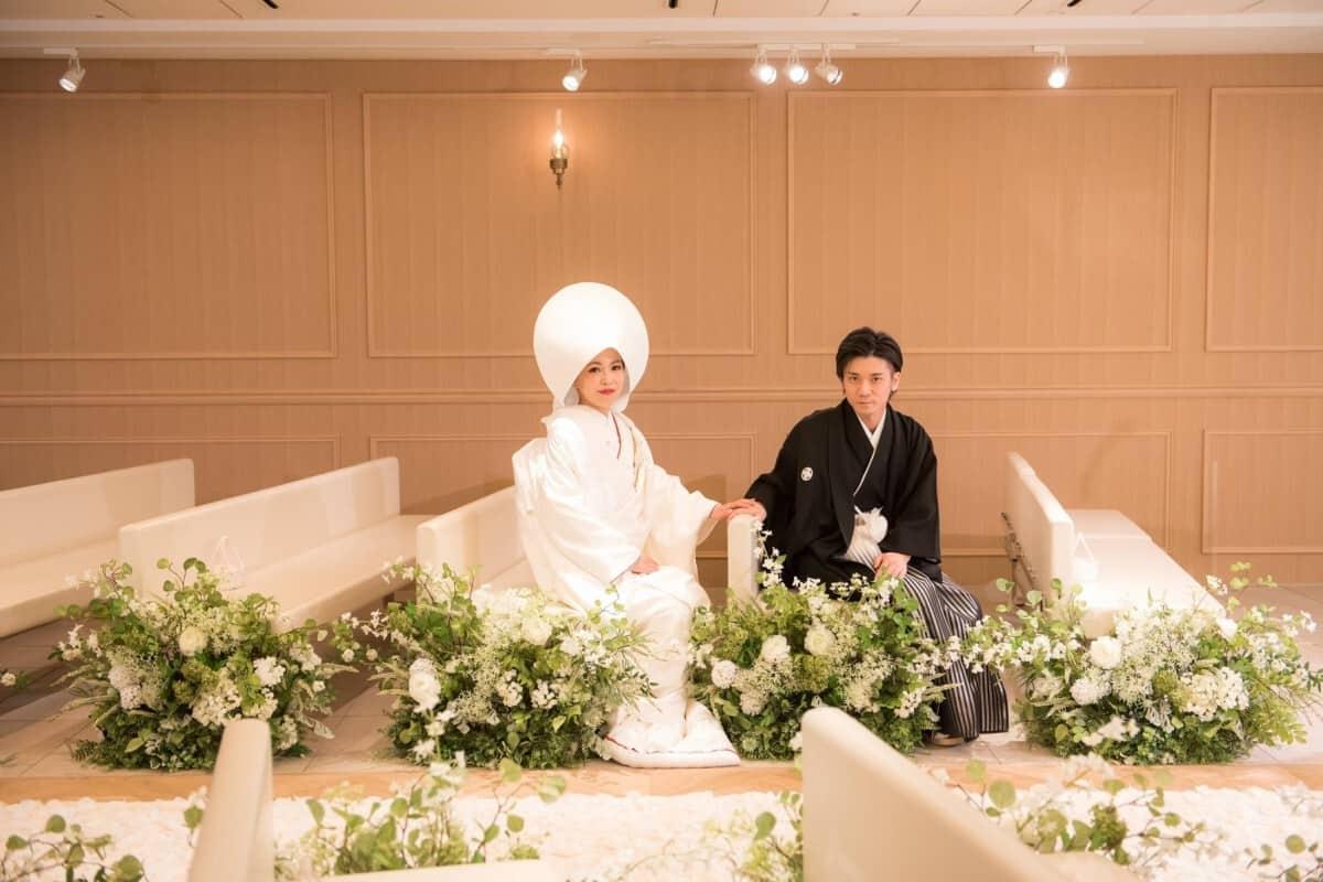 結婚式を品川プリンスホテルに決めた理由!迷った式場はどこ?y_d_weddingさんにインタビュー♡のカバー写真 0.6666666666666666