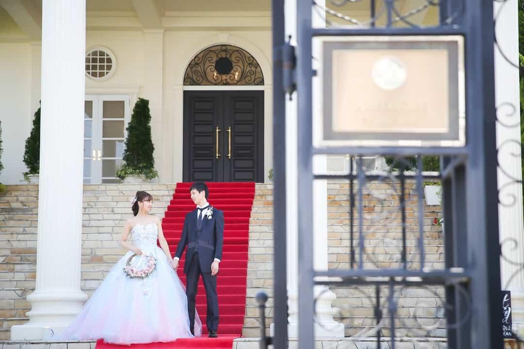 結婚式場をアーフェリーク迎賓館 岐阜に決めた理由!迷った式場はどこ?s_swedding0609さんにインタビュー♡のカバー写真 0.6666666666666666