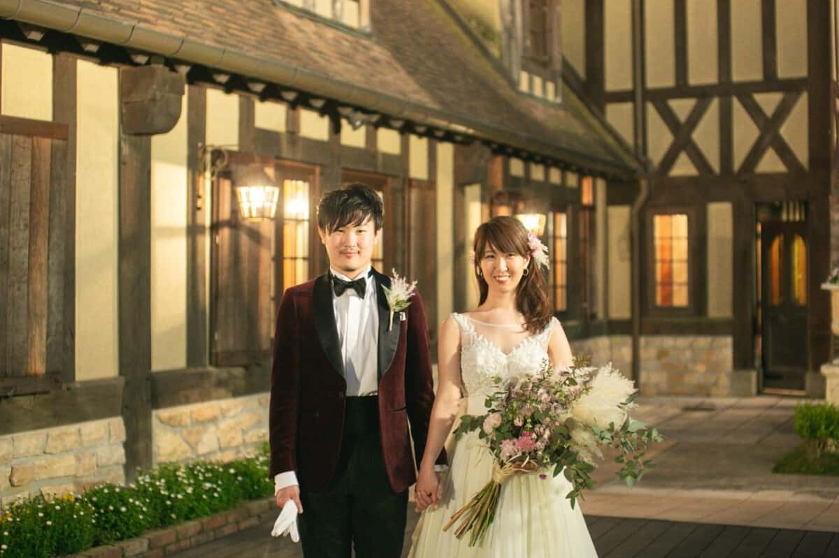 結婚式場をしょうざんリゾート京都に決めた理由!迷った式場はどこ?mei67mさんにインタビュー♡のカバー写真 0.6658333333333334