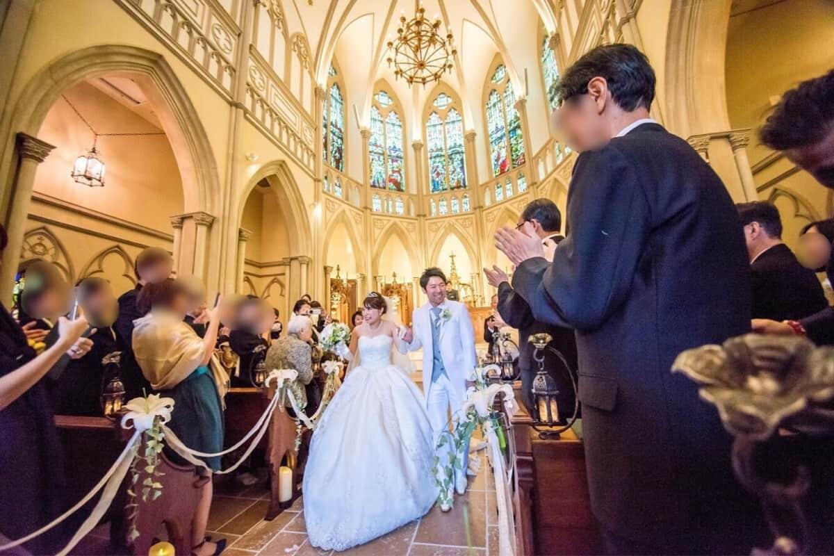 結婚式場をハートコート横浜に決めた理由!迷った式場はどこ?chocchan_weddingさんにインタビュー♡のカバー写真