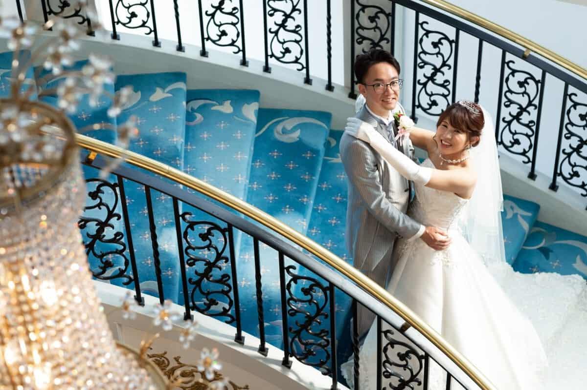結婚式場をRoyal Garden Palace 八王子日本閣に決めた理由!迷った式場はどこ?misa1007.weddingさんにインタビュー♡のカバー写真 0.6658333333333334