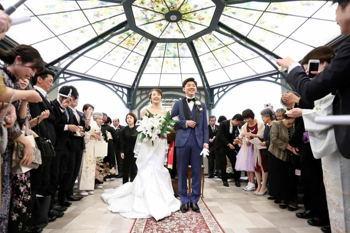 結婚式場をアニバーサリー アン 恵比寿に決めた理由!迷った式場はどこ?gem_wdさんにインタビュー♡のカバー写真 0.6658333333333334