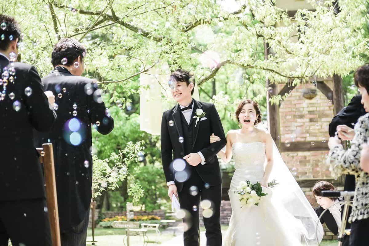 【結婚式の二次会】費用で諦めてませんか?本当にかかるのは◯円だけ!のカバー写真 0.6658333333333334