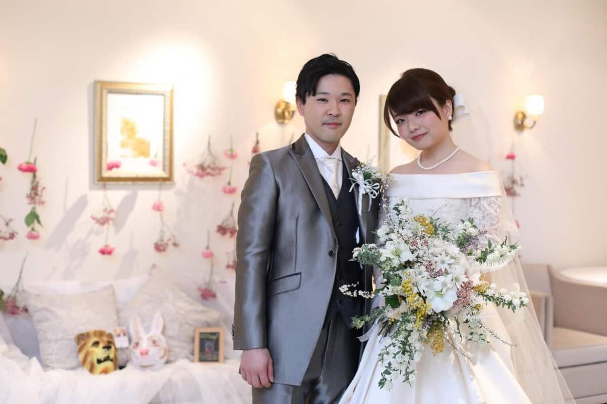 結婚式をカーサ・フェリスに決めた理由!迷った式場はどこ?___sa10miz2_wd___さんにインタビュー♡″のカバー写真