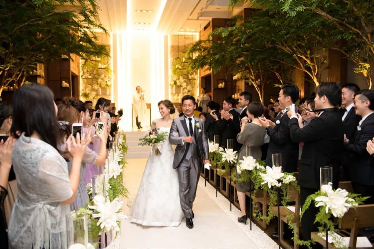 結婚式をザ ストリングス 表参道に決めた理由!迷った式場はどこ?lieさんにインタビュー♡″のカバー写真 0.6666666666666666