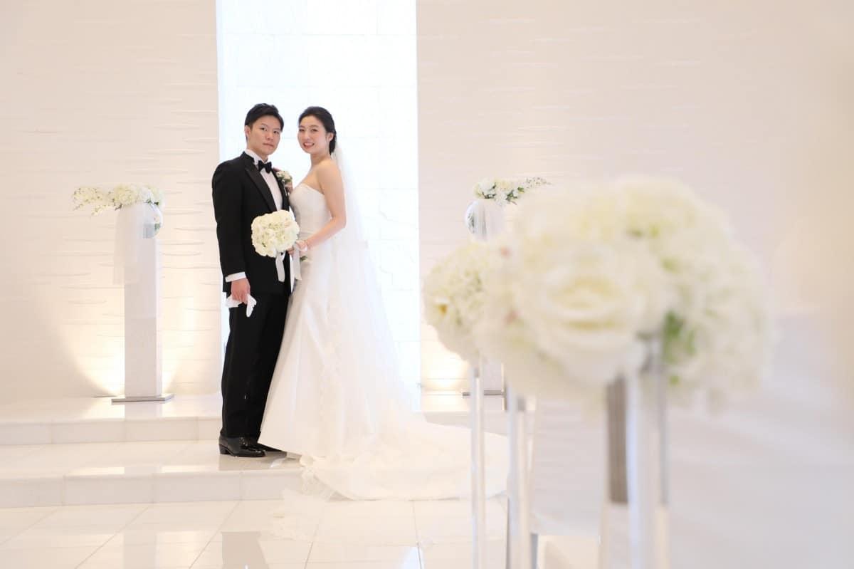 結婚式場をシェラトングランドホテル広島に決めた理由!迷った式場はどこ?a_zz_sssさんにインタビュー♡のカバー写真