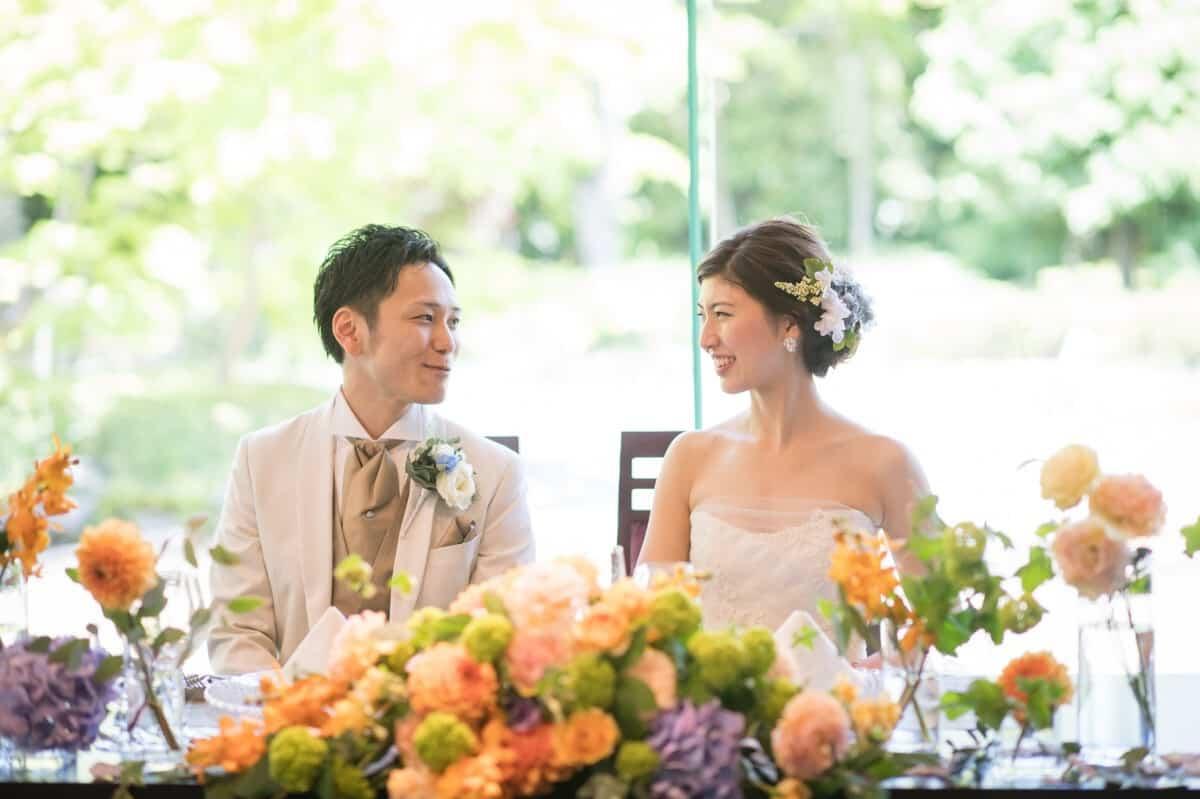 結婚式場を京都 北山モノリス(KYOTO KITAYAMA MONOLITH)に決めた理由!迷った式場はどこ?saori_05_さんにインタビュー♡のカバー写真