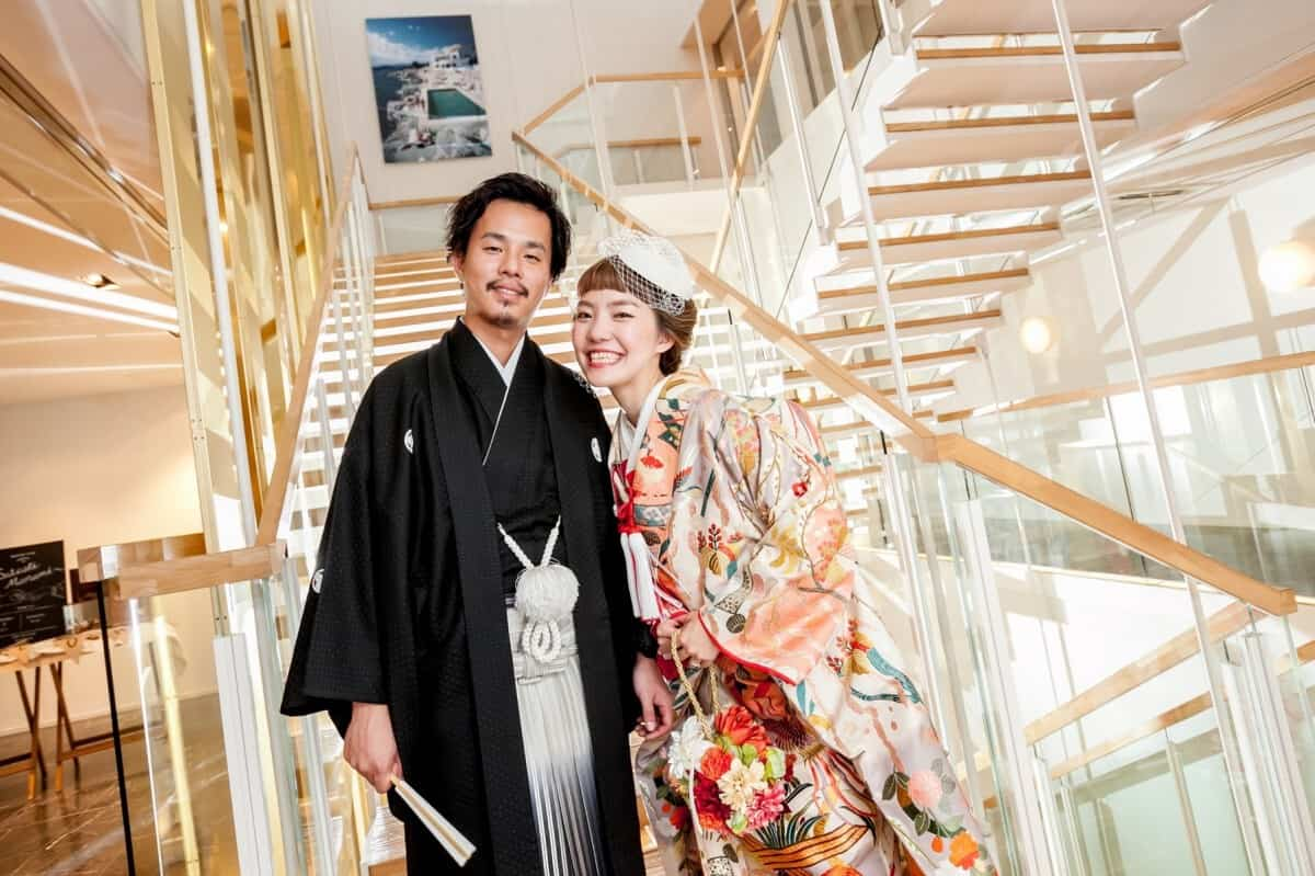 結婚式をアマンダンブルー鎌倉に決めた理由!迷った式場はどこ?___m___weddingさんにインタビュー♡″のカバー写真 0.6658333333333334