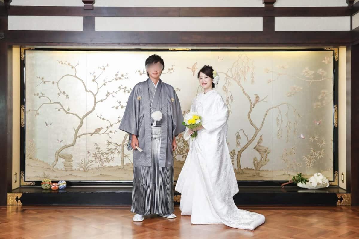 結婚式場を百花籠(Neo Japanesque Wedding)に決めた理由!迷った式場はどこ?rio___logさんにインタビュー♡のカバー写真