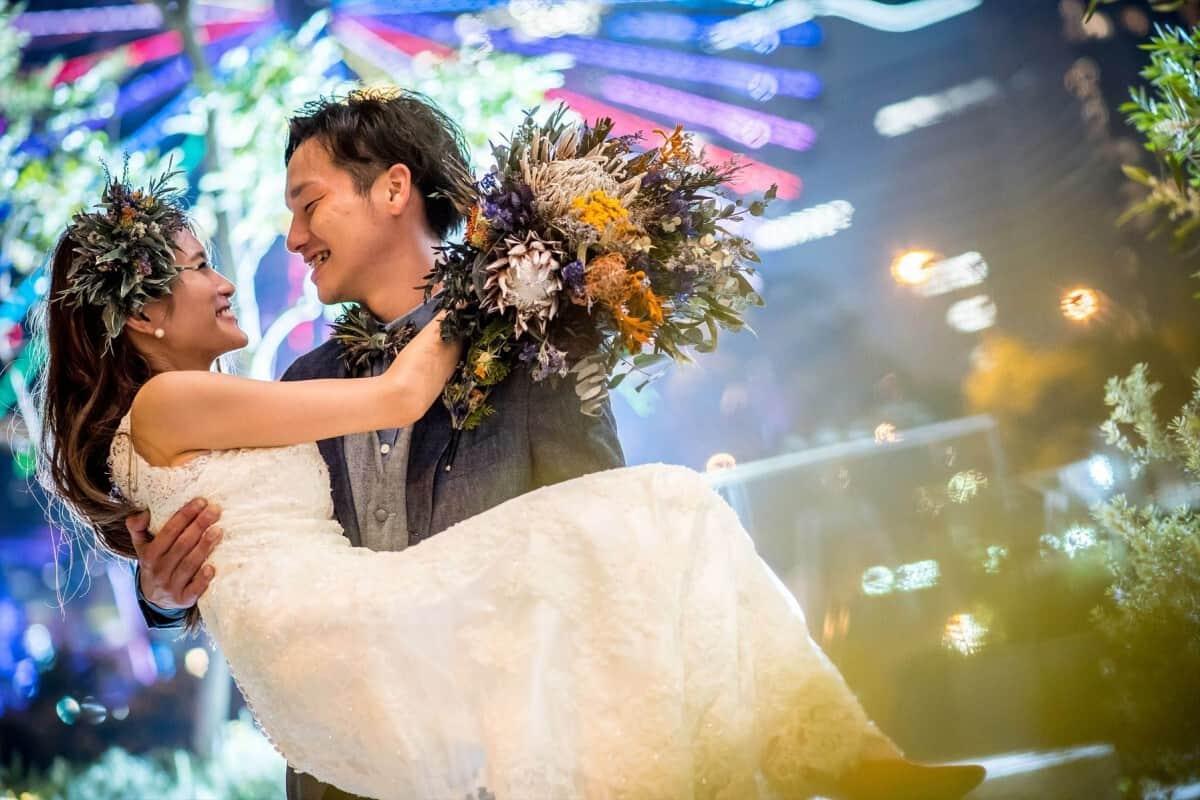 《青山迎賓館・ザ コンチネンタル横浜など》人気のマイレポ花嫁さん特集♡のカバー写真 0.6666666666666666