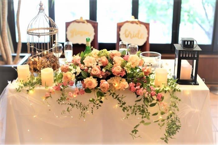 ロマンチックな雰囲気に♡フェアリーライトを使った会場装飾アイデア11選のカバー写真 0.6671428571428571