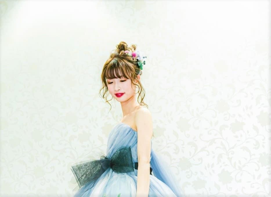 マイレポ花嫁さんで見つけた♡ナチュラルで可愛いヘアアレンジ35選のカバー写真 0.7269807280513919