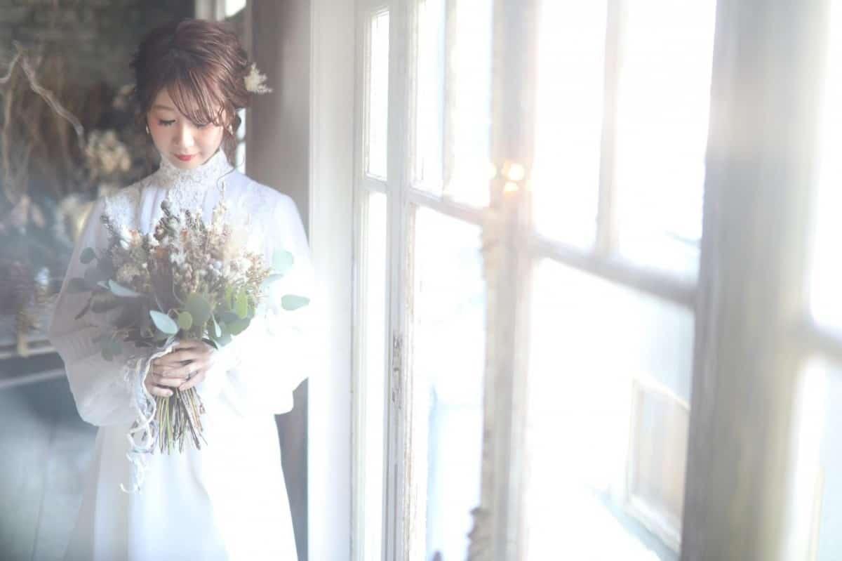 【ヴィンテージドレス】お洒落花嫁に人気♡おすすめドレスショップの人気ドレス30選のカバー写真