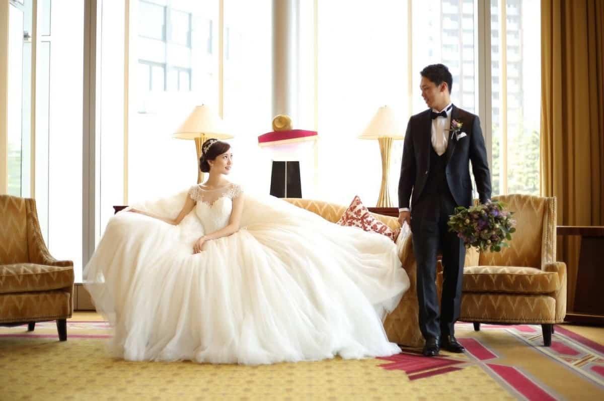 《ザ ガーデンオリエンタル大阪・ザ・リッツカールトン東京など》人気のマイレポ花嫁さん特集♡のカバー写真 0.665