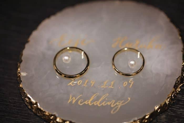 お洒落花嫁さんは使ってる♡素敵すぎるアゲートリングボックス15選のカバー写真 0.6657142857142857