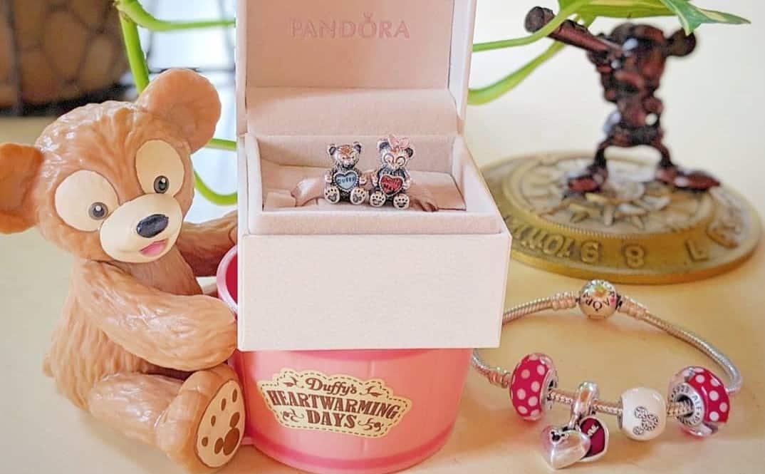 ディズニーで買える【パンドラ】のオリジナルジュエリーが可愛い♡のカバー写真