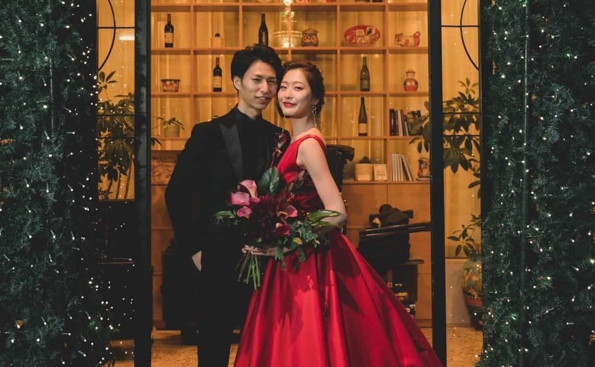結婚式にぴったりの【12月】の誕生花と花言葉は?31日まで総まとめ♡のカバー写真