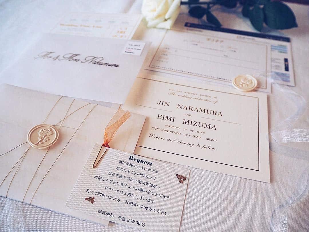 結婚式招待状の封筒への入れ方マナー!画像付き解説でもう困らない!のカバー写真 0.7490740740740741