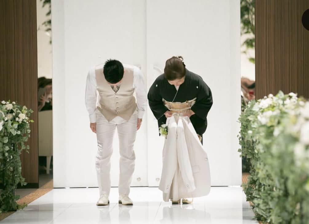 挙式演出*新郎が主役のジャケットセレモニーって知ってる?のカバー写真