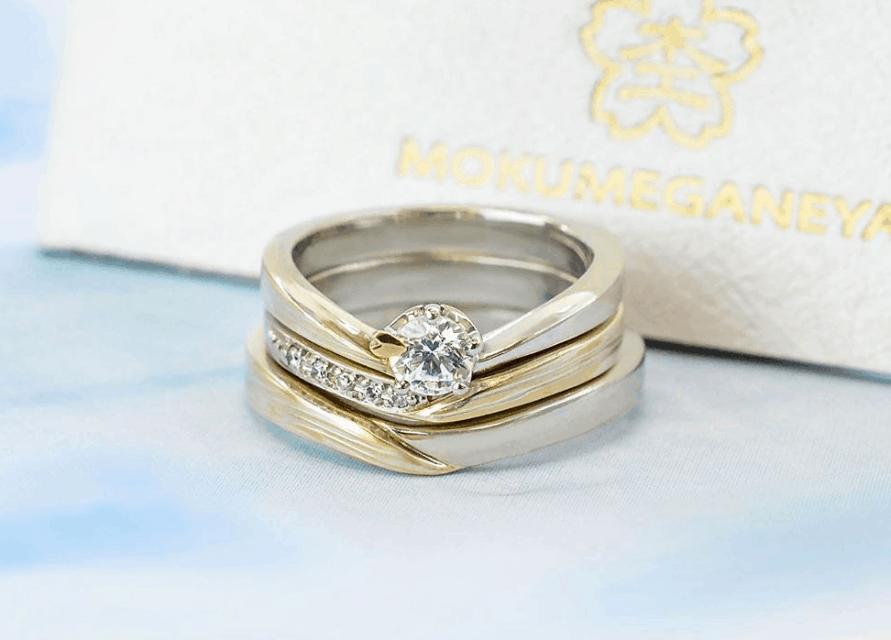 【和風の結婚・婚約指輪】ブランドごとのデザインや相場をを比較してみた!のカバー写真