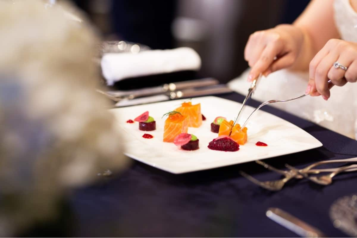 これで失敗しない!【テーブルマナー】フランス料理の基本マナー教えます*のカバー写真