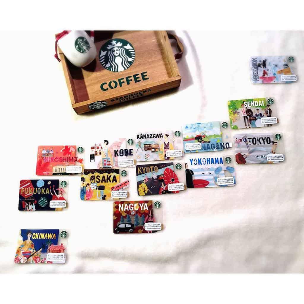 お礼ギフトに使いたい♡ご当地限定スタバカードの全デザインを大特集!のカバー写真