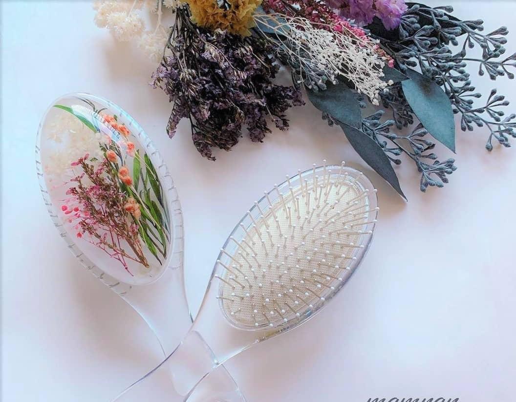 お礼ギフトにおすすめ!キレイなお花を閉じ込めたハーバリウム商品が可愛い♡のカバー写真