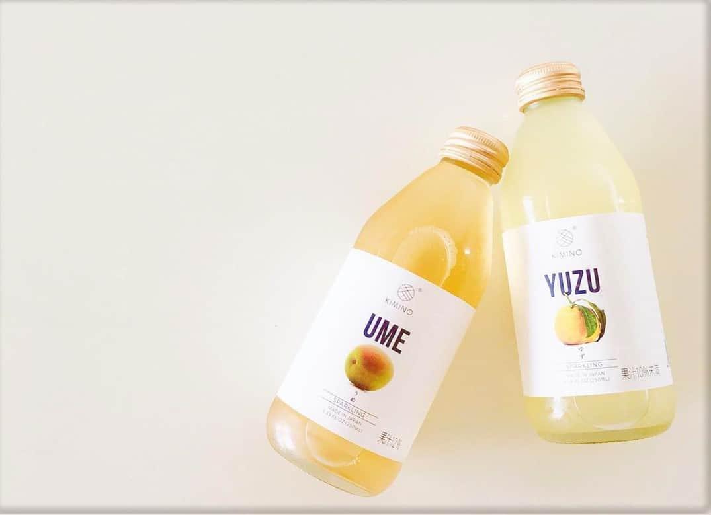 パッケージもおしゃれ♡国産の果実と天然水を使ったジュース【キミノ】って知ってる?のカバー写真