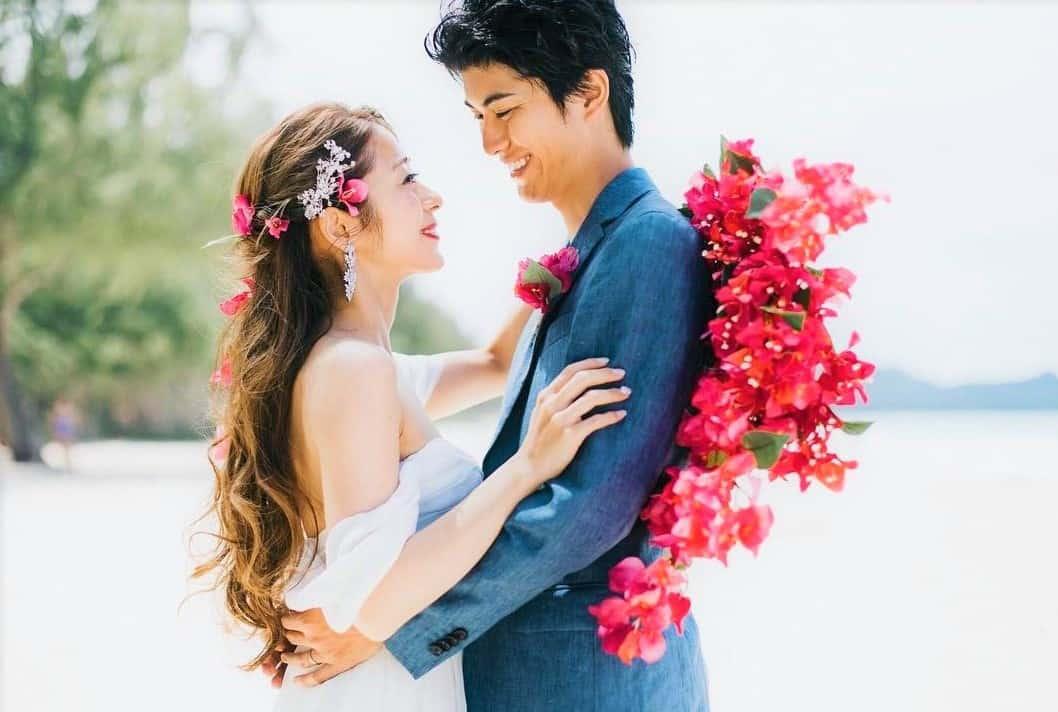 結婚式にぴったりの【7月】の誕生花と花言葉は?31日まで総まとめ♡のカバー写真