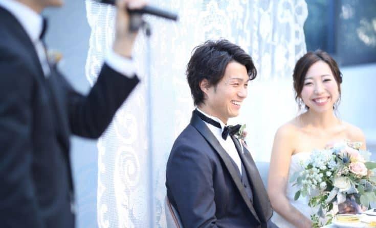 【結婚式の祝辞】主賓挨拶から友人スピーチまで例文つきで解説♡のカバー写真