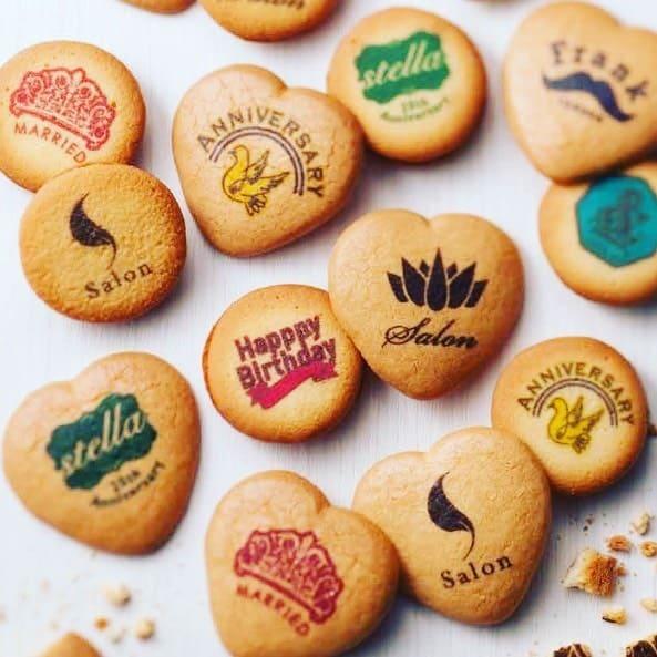 プチギフト候補に♡お菓子にオリジナルプリントができるアンリ・シャンパルティエが話題!のカバー写真