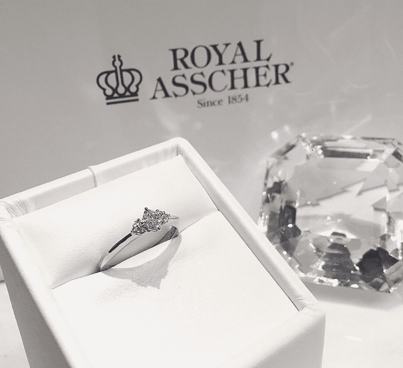 ロイヤルアッシャーが結婚指輪に最適なワケとは!?【店舗一覧紹介】のカバー写真