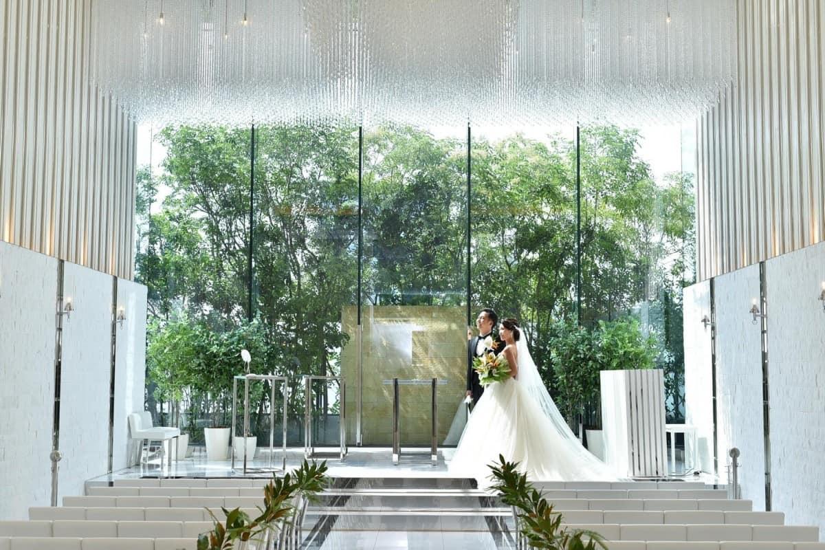 エスクリってどんな結婚式場?特徴的なブライダルフェアや評判を調査のカバー写真 0.6666666666666666