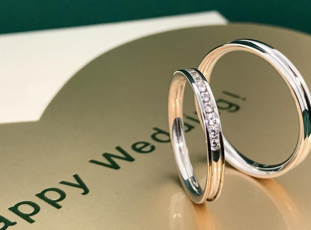 パイロットの結婚指輪の評判は?安いのに技術が光る高品質!口コミも♡のカバー写真