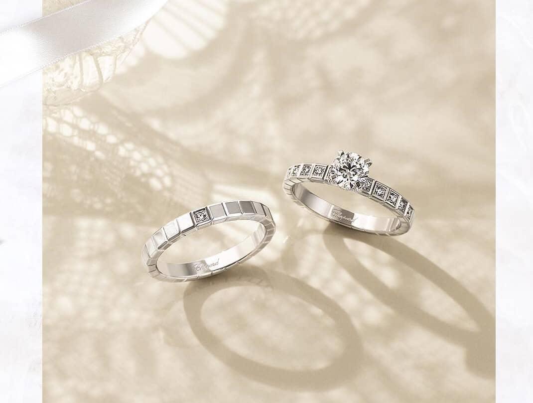 ショパールの結婚指輪最新カタログ|どこで買えるの?口コミも紹介♡のカバー写真