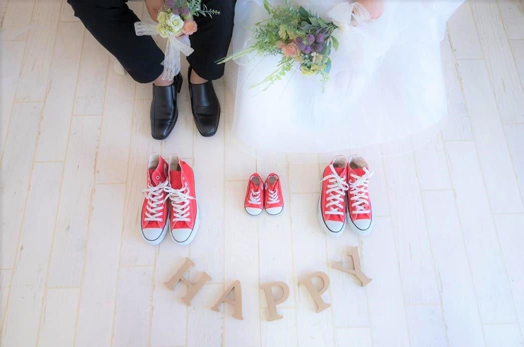 お子様への大事な贈り物*ファーストシューズを結婚式に取り入れたアイデア11選♡のカバー写真 0.6631578947368421