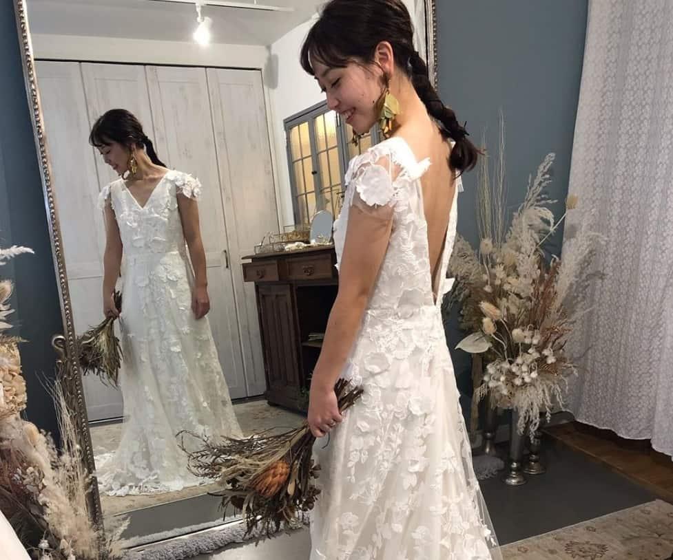 ハーフペニーロンドンって知ってる?おしゃれな花嫁さんが注目のドレスブランドを紹介♡のカバー写真