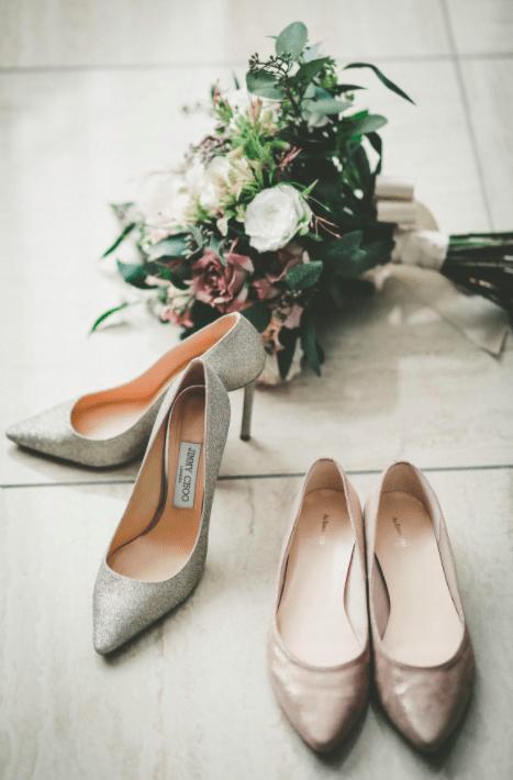 妊婦で結婚式にお呼ばれした時の靴の選び方*注意点や体験談も紹介*のカバー写真 1.5203426124197001