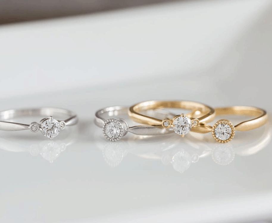 婚約指輪をオーダーメイドで特別に♡東京の人気店など8店舗をご紹介のカバー写真
