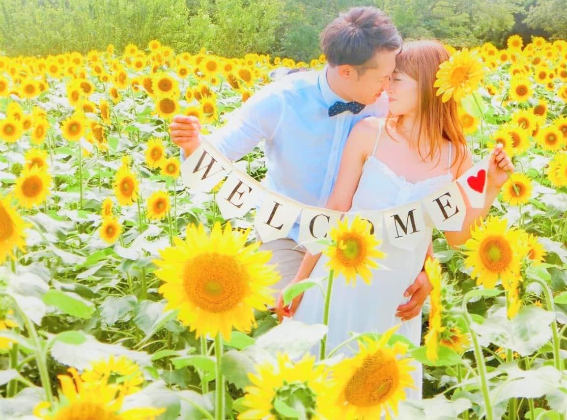 結婚式にぴったりの【8月】の誕生花と花言葉は?31日まで総まとめ♡のカバー写真