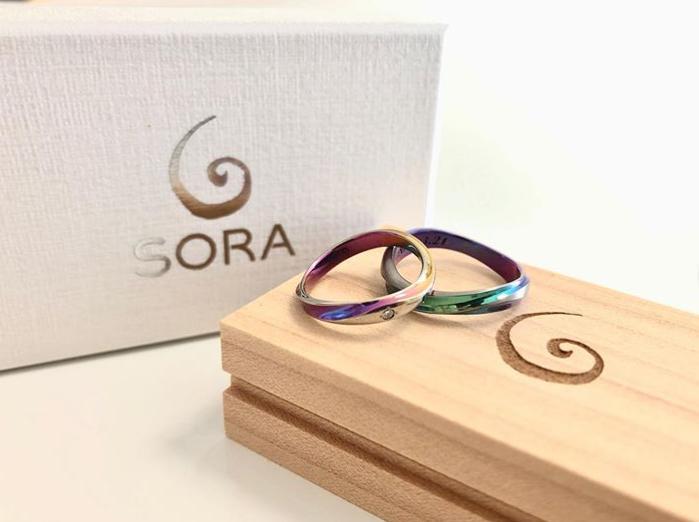 SORAの評判は?色落ちしないジルコニウム素材の結婚指輪【口コミ】ご紹介のカバー写真
