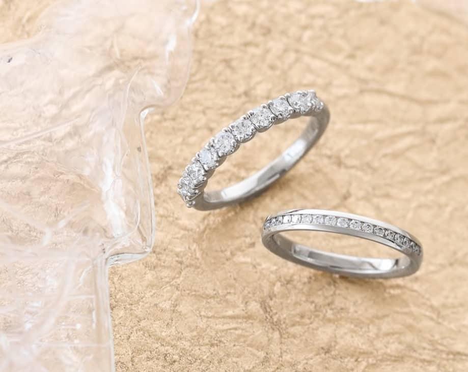 結婚指輪はダイヤありが人気!後悔しない選び方も紹介のカバー写真