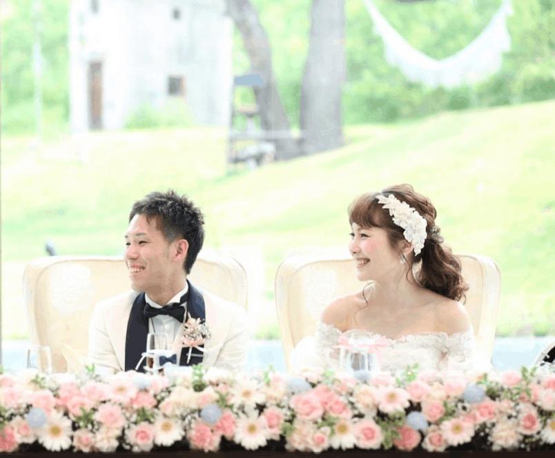 結婚式にぴったりの【10月】の誕生花と花言葉は?31日まで総まとめ♡のカバー写真 0.8258706467661692