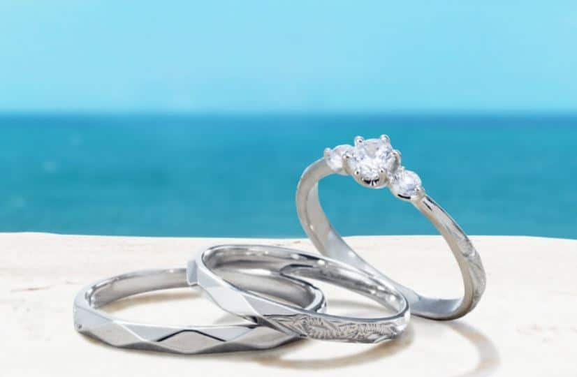 ハワイアンジュエリーを結婚指輪&婚約指輪に♡魅力や人気ブランド5つを紹介のカバー写真