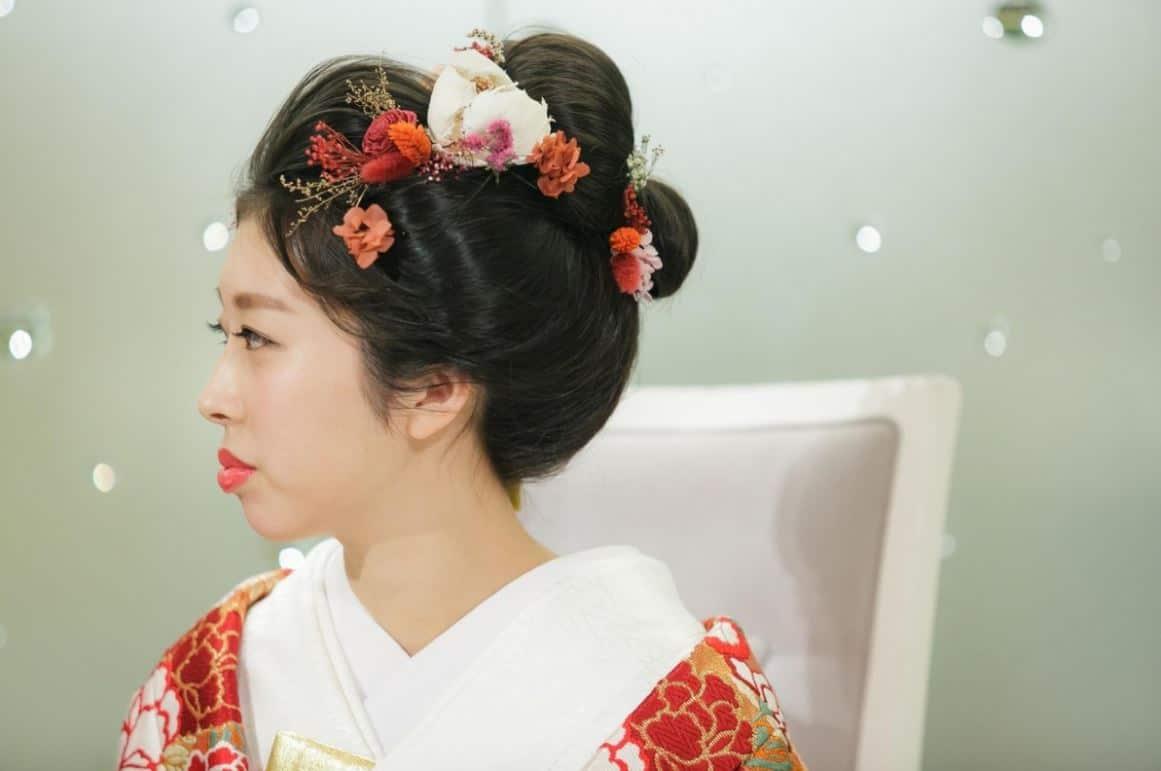島田髷|定番スタイルから結婚式向けフォームまで日本髪の種類を解説のカバー写真 0.6640826873385013