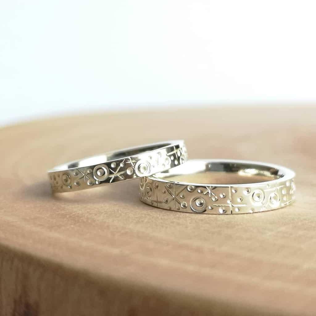 シルバーの結婚指輪は問題なし?おしゃれなシルバーリングもご紹介のカバー写真