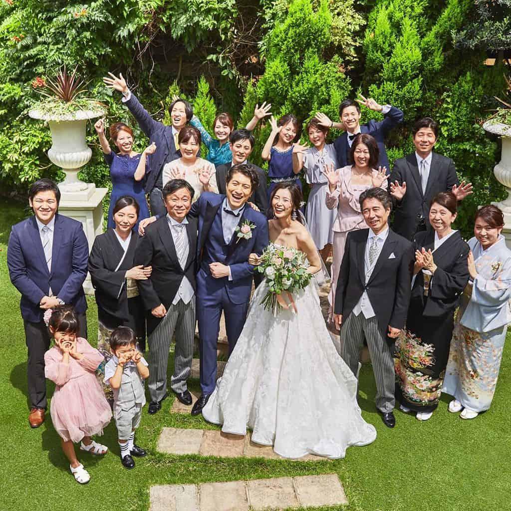 『家族挙式』で叶える少人数ウェディング♡憧れのあのチャペルで忘れられない一日を♪のカバー写真